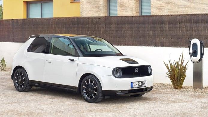Honda lanzará dos coches eléctricos bajo la plataforma de General Motors