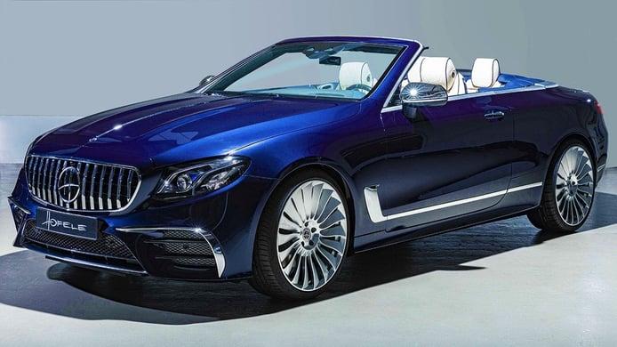 Hofele HE Cabrio, una vuelta de tuerca al Mercedes-AMG E 53 Cabrio