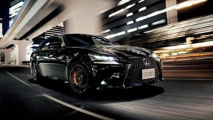El Lexus GS ha sido cancelado y su producción será finalizada