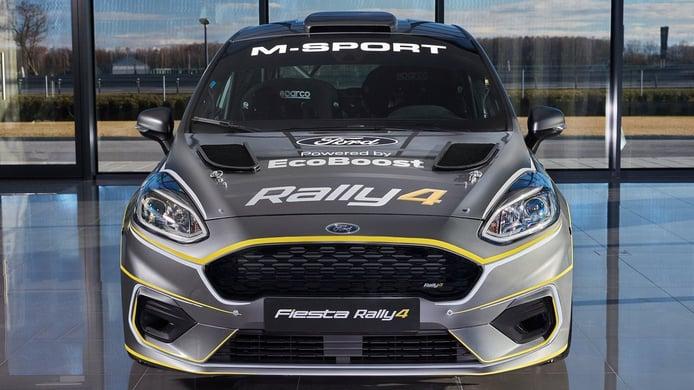 M-Sport realiza las primeras entregas de su nuevo Ford Fiesta Rally4