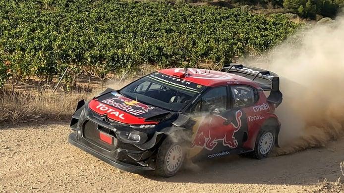 Mads Ostberg cree que el Citroën C3 WRC hubiera dado un gran paso adelante