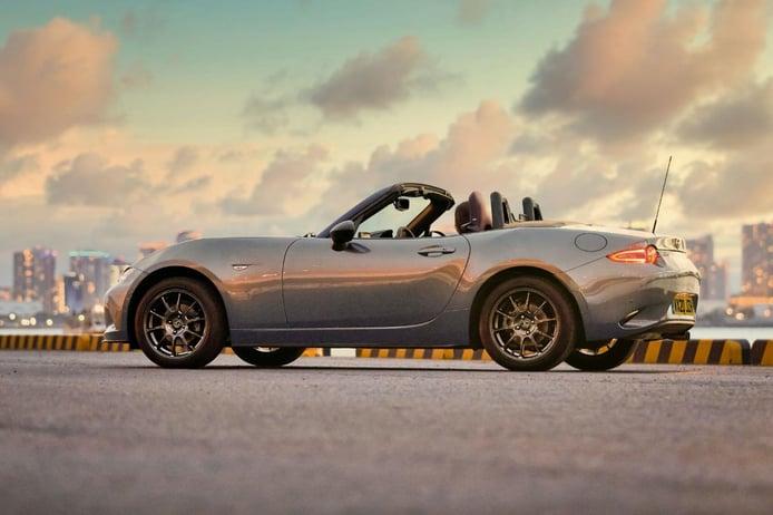 Nuevo Mazda MX-5 R-Sport 2020 de edición limitada