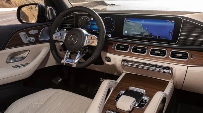 Mercedes-AMG GLS 63 4MATIC+ 2020 - interior