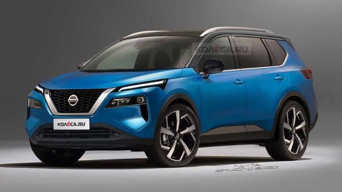 El Nissan X-Trail 2021 llegará a los concesionarios de EEUU en otoño