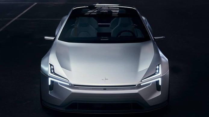 Polestar 3, un SUV eléctrico inspirado en el Precept Concept