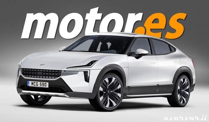 Avanzamos el diseño del nuevo Polestar 3, nuevo SUV deportivo eléctrico para 2022
