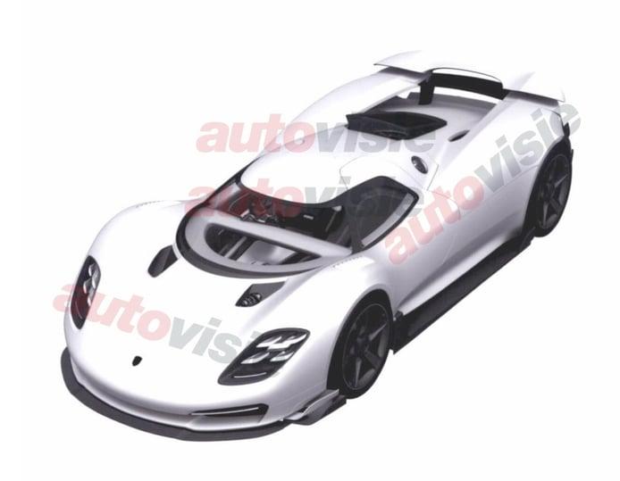 Porsche patenta el antiguo 917 concept y todo el mundo se vuelve loco