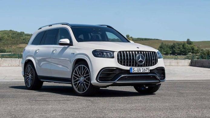 El exclusivo Mercedes-AMG GLS 63 4MATIC+ 2020 ya tiene precio en España