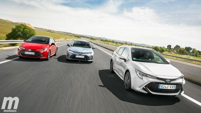 Ranking de ventas de coches híbridos 2020