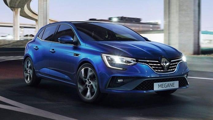 Laurens van den Acker pone al Renault Mégane en el punto de mira