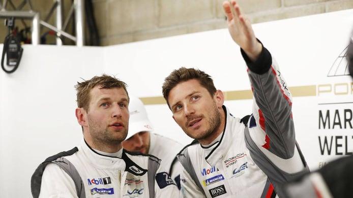 «Sería una pesadilla no correr Le Mans» para los pilotos de Porsche