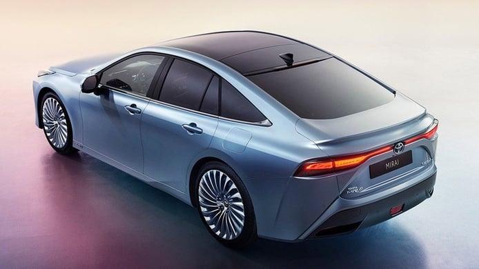 Toyota Mirai 2021, apostando sin complejos por el hidrógeno