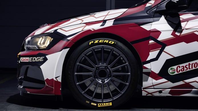 Volkswagen y Pirelli llegan a un acuerdo para 'calzar' al Polo GTI R5