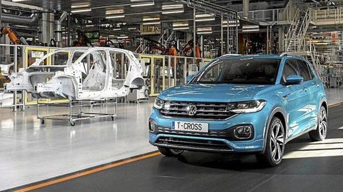 Volkswagen anuncia la reapertura de sus fábricas tras el cierre por el coronavirus