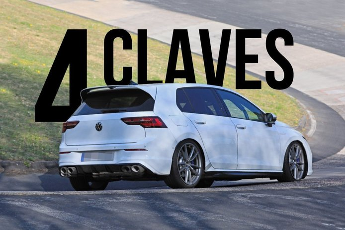 VW Golf R 2021, te adelantamos sus claves