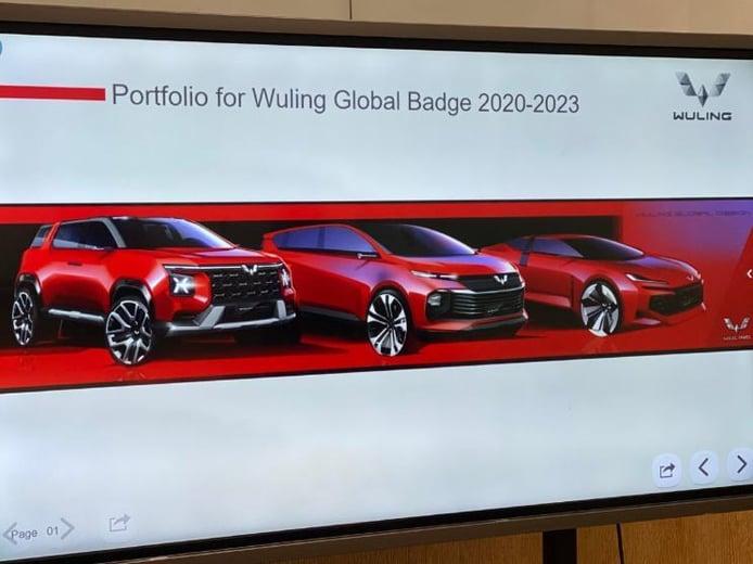 Wuling, una de las firmas chinas de General Motors inicia su expansión global