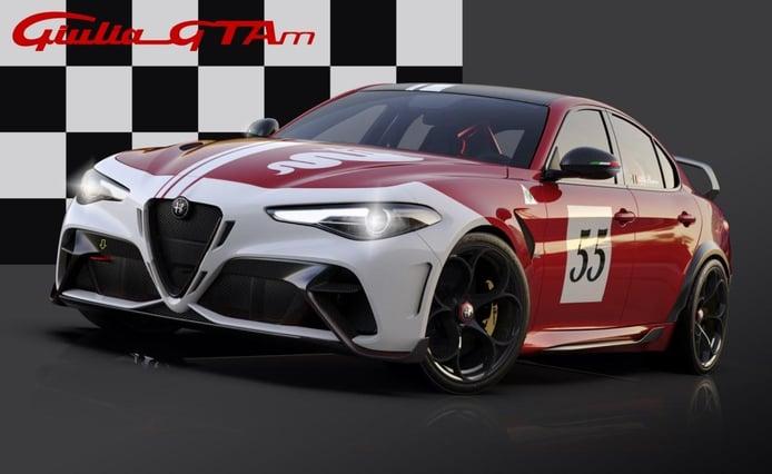 Los Alfa Romeo Giulia GTA y Giulia GTAm estrenan decoraciones y precios en Europa