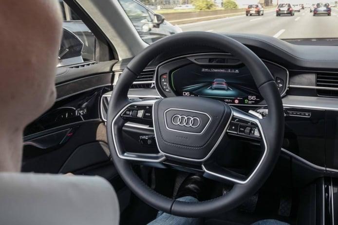 Audi renuncia a la función de conducción autónoma de nivel 3