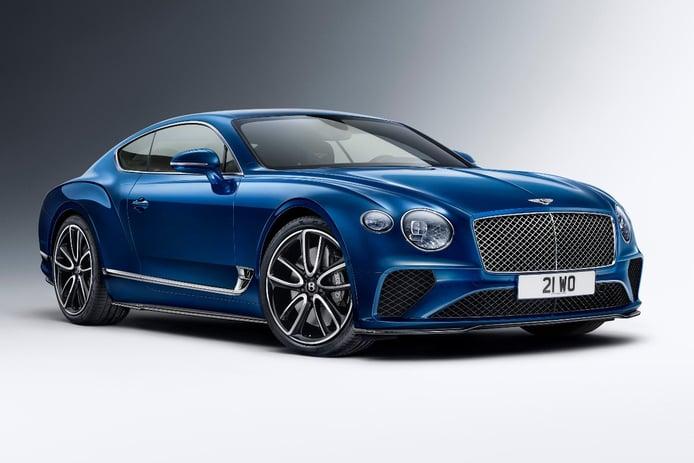 Los Bentley Continental GT y Bentayga estrenan nuevo paquete de carbono