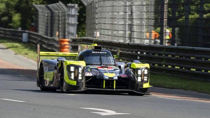 ByKolles trabaja para despedir su prototipo LMP1 en Spa y Le Mans