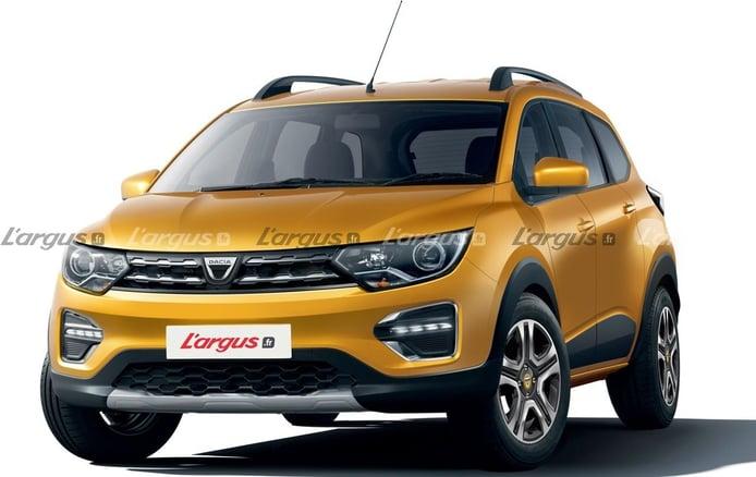 Dacia reemplazará el Logan MCV y el Lodgy con un nuevo SUV de 7 plazas