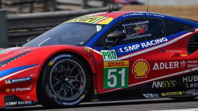 Ferrari confirma su interés en la nueva clase reina del WEC