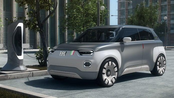 El nuevo Fiat Panda llegará en 2022 y apostará sin complejos por la electrificación