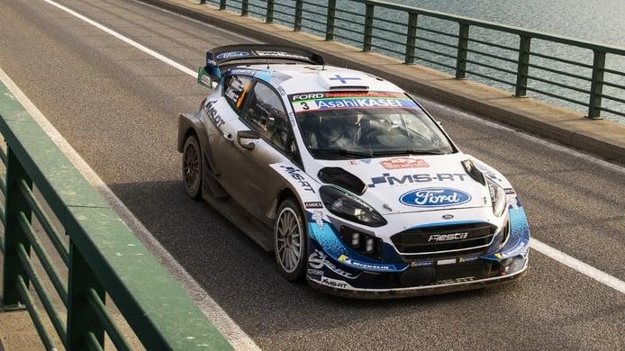 Gerard Quinn: «El sistema híbrido de los 'Rally1' no es convincente»