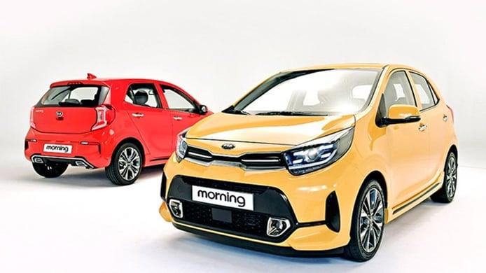 El nuevo Kia Picanto 2021 ya es oficial, el coche urbano coreano se pone al día
