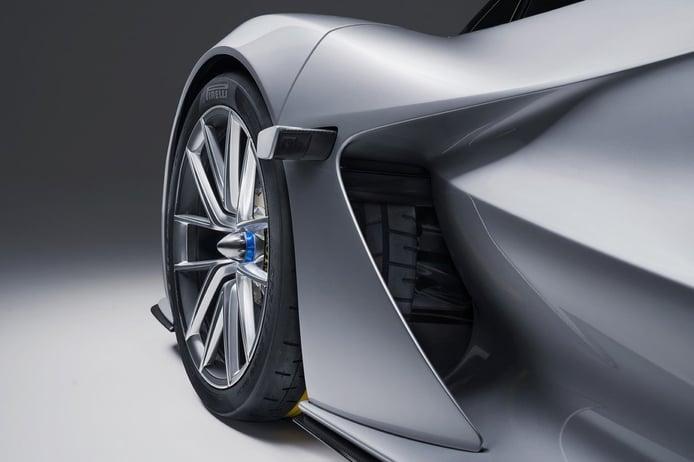 Lotus describe la aerodinámica implantada en el nuevo Evija