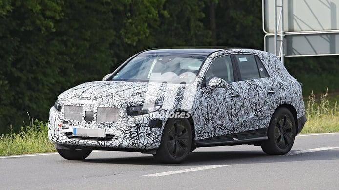 El desarrollo del Mercedes GLC 2022 está en marcha, ¿seguirá siendo un referente?