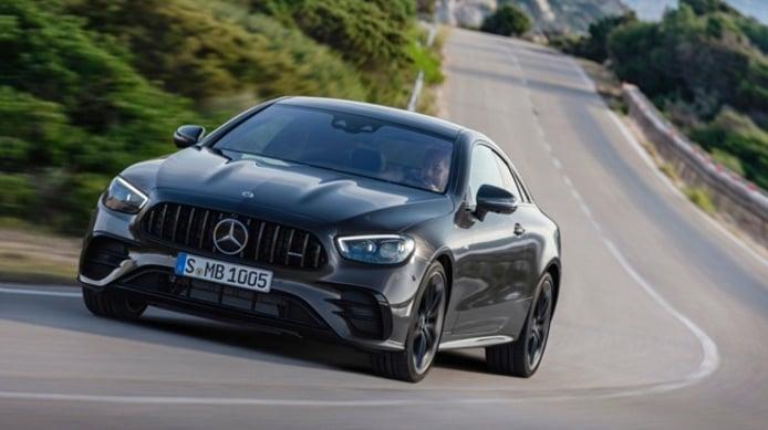 Mercedes Clase E Coupe 2020