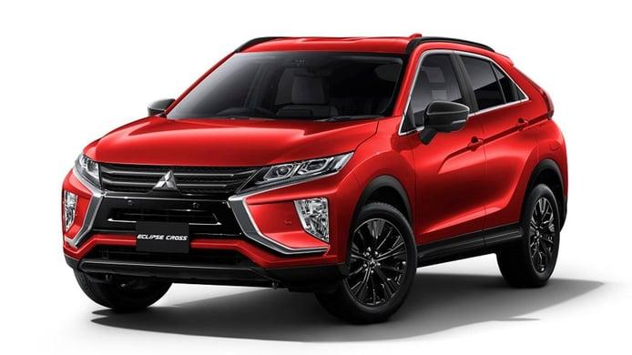 Mitsubishi Eclipse Cross Black Edition, más conectado y deportivo