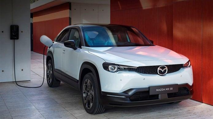 Precios y gama del Mazda MX-30: el nuevo coche eléctrico ya puede ser configurado