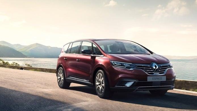 Renault abandonará definitivamente la producción de monovolúmenes