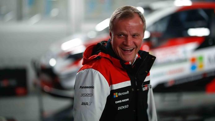 Tommi Mäkinen asegura que «los 'Rally1' no van a ser más baratos»