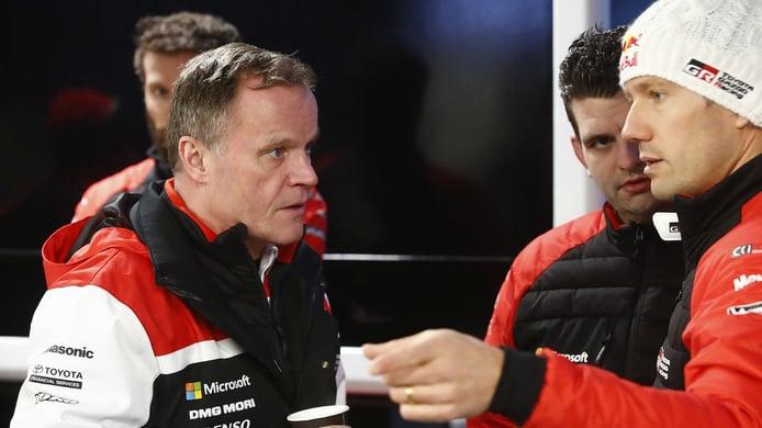 Tommi Mäkinen: «Los 'Rally1' deben ser espectaculares para los aficionados»