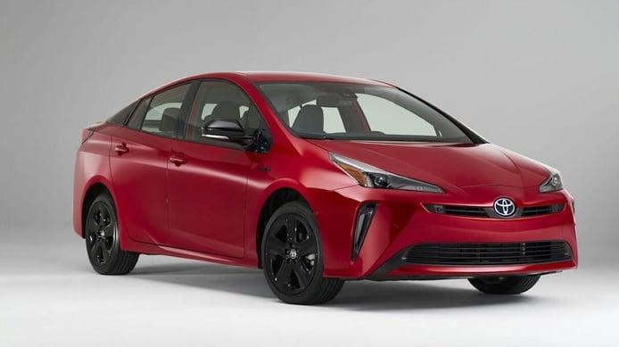 El Toyota Prius 2020 Edition celebra un aniversario muy especial del modelo