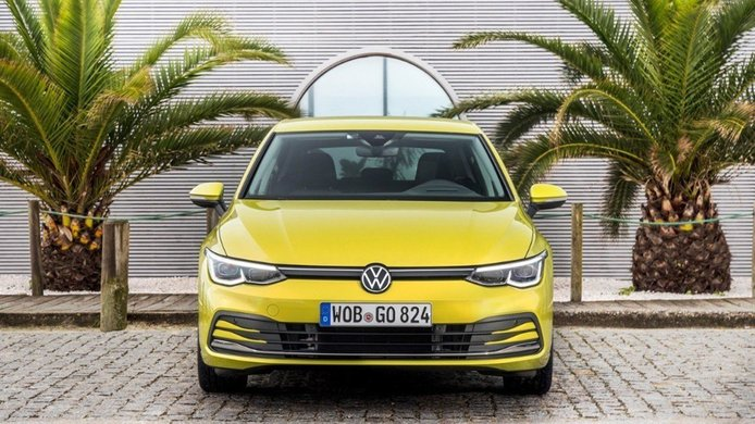 Alemania - Abril 2020: El Volkswagen Golf aguanta a pesar de la caída de las ventas