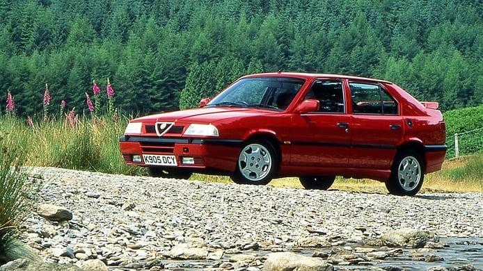 Amores de juventud: el Alfa Romeo 33 1.7 16v