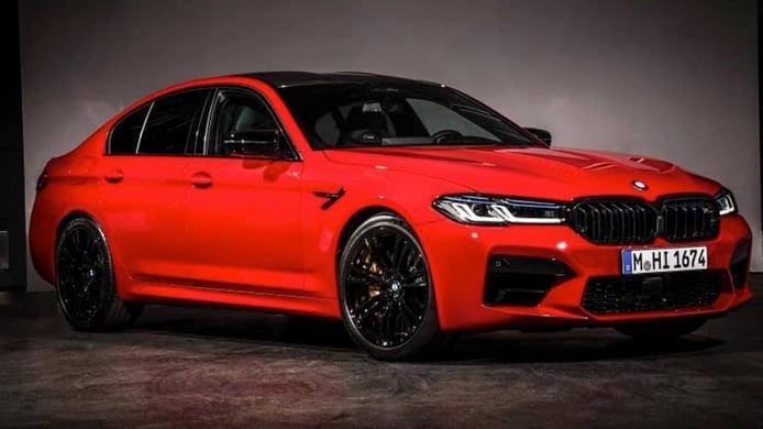 El nuevo BMW M5 2021 totalmente al descubierto gracias a esta filtración