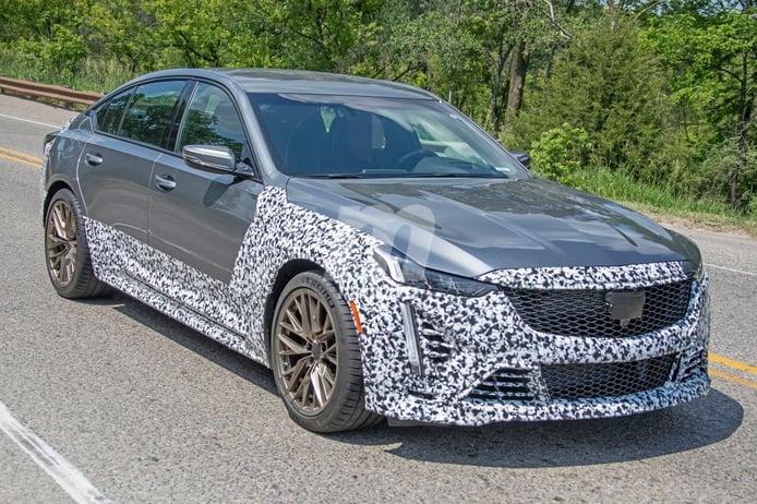 El Cadillac CT5-V Blackwing revela sus primeros accesorios de alto rendimiento