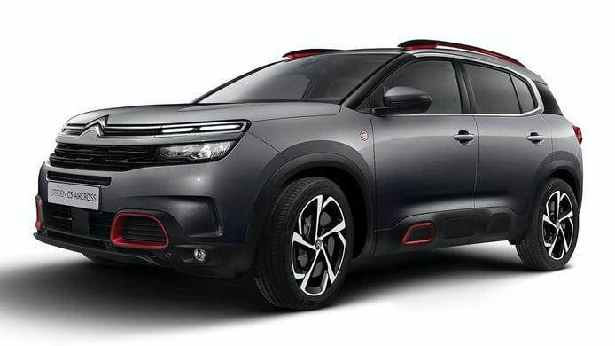 Citroën C5 Aircross C-Series, precios y equipamiento de la nueva edición especial