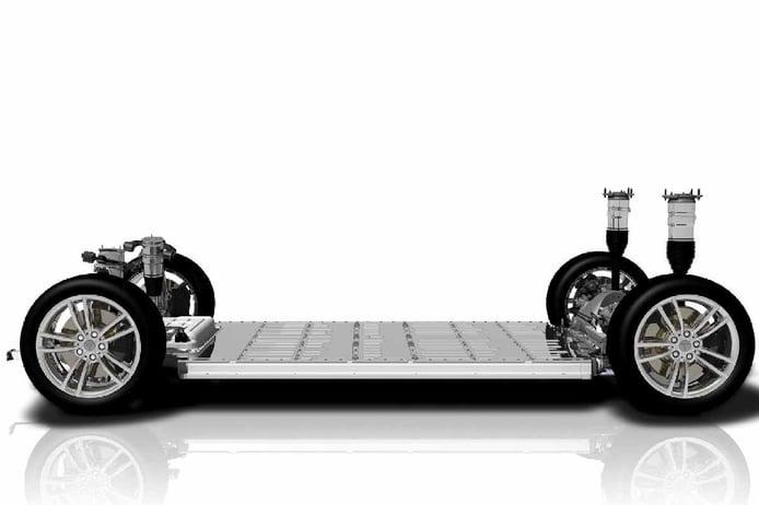 ¿Cuánto pesa la batería de un coche eléctrico?