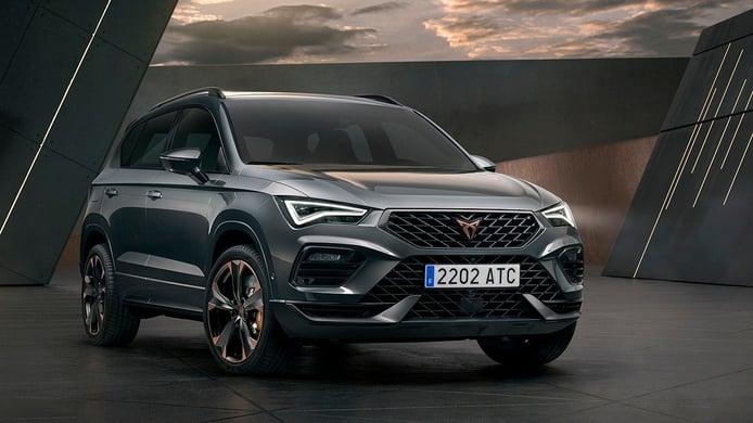 CUPRA Ateca 2020, el SUV deportivo español sufre una necesaria puesta a punto