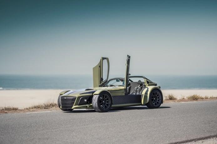 Donkervoort D8 GTO JD70, llega el primer deportivo del mundo con aceleración 2G
