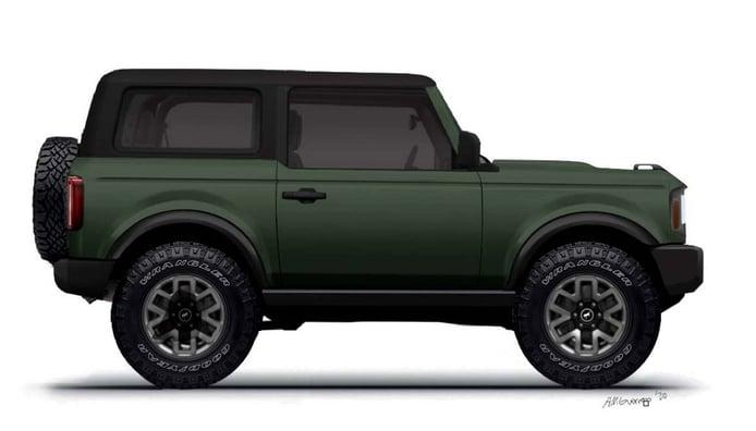 El nuevo Ford Bronco ya tiene fecha de presentación y está muy cerca