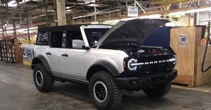 """Ford: """"El nuevo Bronco será muy superior al Jeep Wrangler"""""""