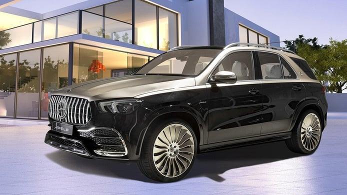 Hofele-Design hace del Mercedes GLE un SUV más lujoso y exclusivo