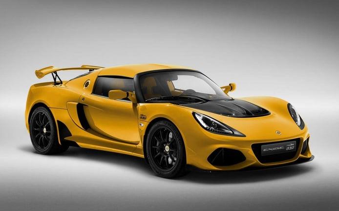 El Lotus Exige celebra su 20º aniversario con una edición limitada muy especial
